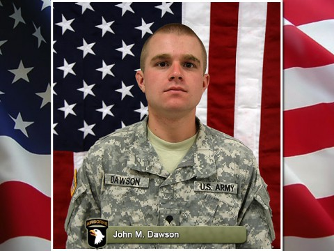 SPC John M. Dawson