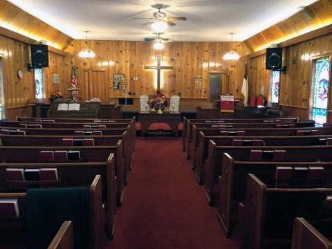 Shiloh Cumberland Presbyterian Church.