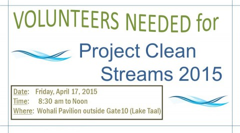 Volunteers needed at Fort Campbell for Project Clean Streams