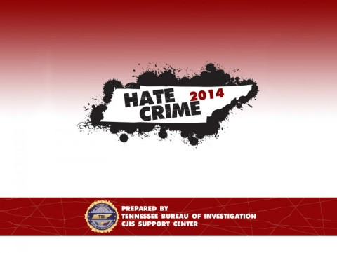 2014 Tennessee Hate Crime