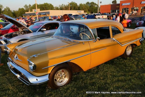 Cruise in Car Show at Hilltop Supermarket this Saturday, May 30th, 2015.
