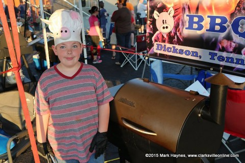 Lil A's won second place at the Country Boy Cook-Off.