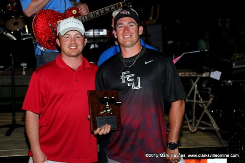 Smoke Kin cooking team won the 1st Annual Country Boy Cook-Off at Hilltop Super Market.