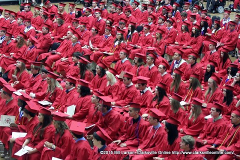 Montgomery Central High School Graduation