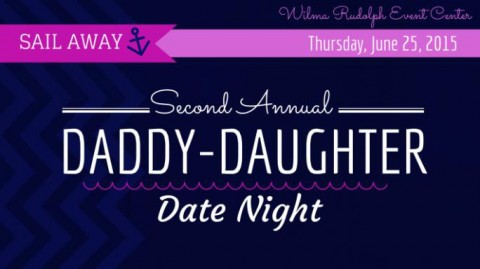 2nd Annual Daddy Daughter Date Night