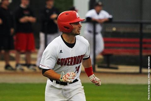 Austin Peay Baseball falls to UT Martin, 16-7. (APSU Sports Information)