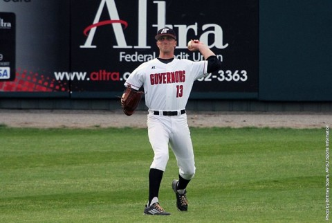 Austin Peay Baseball lose to Skyhawks, 9-7. (APSU Sports Information)