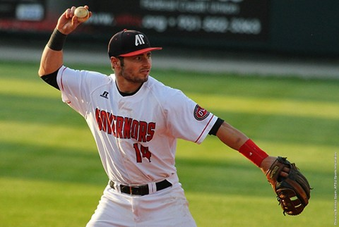 Austin Peay right handed pitcher Alex Robles will make his 20th straight OVC start as the Govs No. 1 this weekend. (APSU Sports Information)