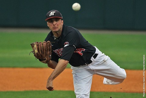 Austin Peay freshman pitcher Michael Costanzo. (APSU Sports Information)