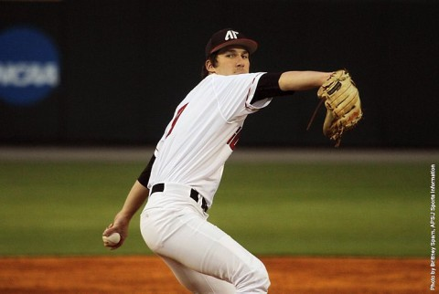 Austin Peay Baseball loses to Evansville Thursday night. (APSU Sports Information)