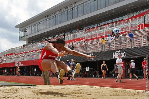 Austin Peay Track and Field begin Day 2 of OVC Outdoor Championships today. (APSU Sports Information)