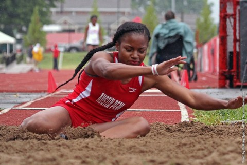 Austin Peay Track and Field. (APSU Sports Information)