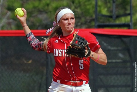 Austin Peay Softball finishes this season at home against Southeast Missouri. (APSU Sports Information)