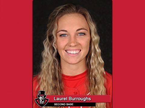 APSU's Laurel Burroughs