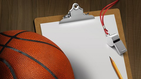 Fundamental Basketball Day Camp to be held June 5th and 12th.