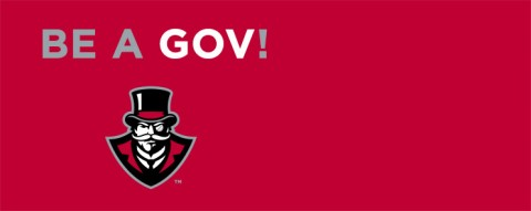 "Austin Peay ""Be A Gov"" campaign."