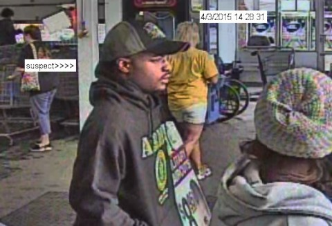 Clarksville Police need help identifying the suspect in this photo. Anyone with information should call 931.648.0656 Ext. 5382 or the CrimeStoppers TIPS Hotline at 931.645.TIPS (8477).