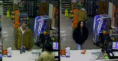 If anyone can identify the two individuals in the photos, please call Detective Wimmer at 931.648.0656 Ext. 5527.