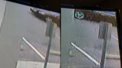 Images of one of possibly two suspect vehicles.