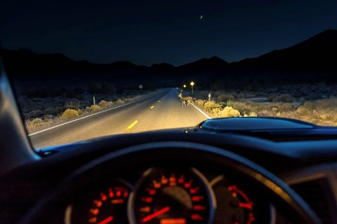 Tests show headlights may fail to safely illuminate dark roadways