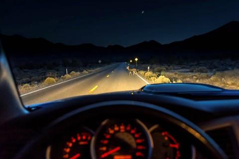 Tests show headlights may fail to safely illuminate dark roadways