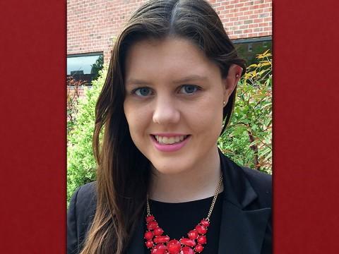APSU Student Meg Taylor award fellowship.