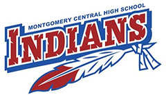 Montgomery Central High School - MCHS - Indians
