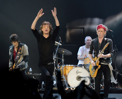 The Rolling Stones play LP Field in Nashville on Wednesday, June 17th. (Brian Rasic)