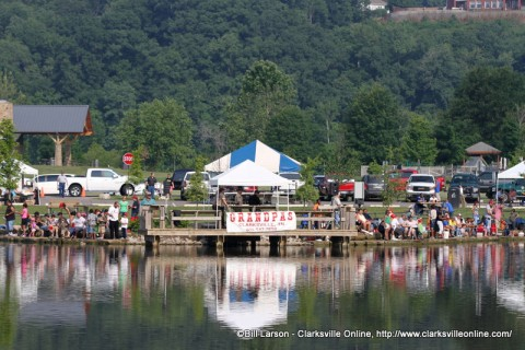 TWRA Youth Fishing Rodeo at Liberty Park