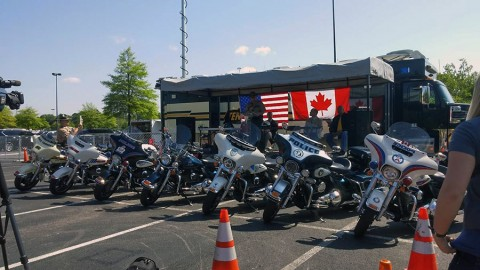 Tennessee Governor's Highway Safety Office announces Motorcycle Safety Awareness Month