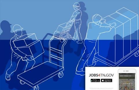 Tennessee's JOBS4TN APP