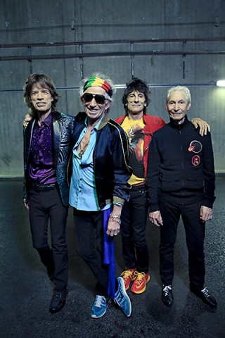 The Rolling Stones. (Claude Gassian)