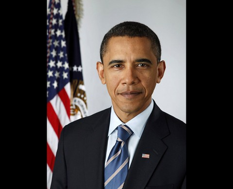 United States President Barack Obama. (Pete Souza)