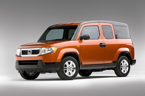 2010 Honda Element is one of the models in this recall.