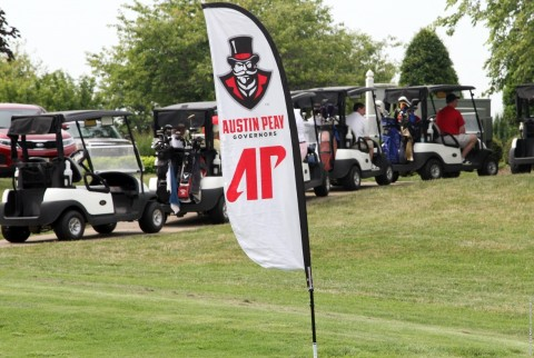 2015 Austin Peay Governors Golf Classic. (APSU Sports Information)