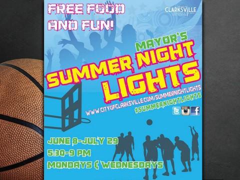 Mayor's Summer Night Lights