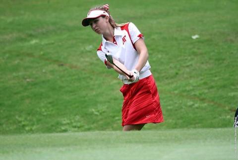 Austin Peay Womens Golf's Jessica Cathey. (APSU Sports Information)