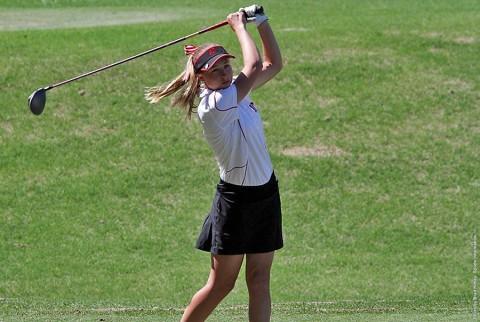 Austin Peay Women's Golf's Jessica Cathey. (APSU Sports Information)