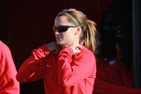 Austin Peay Softball coach Stephanie Paris. (APSU Sports Information)