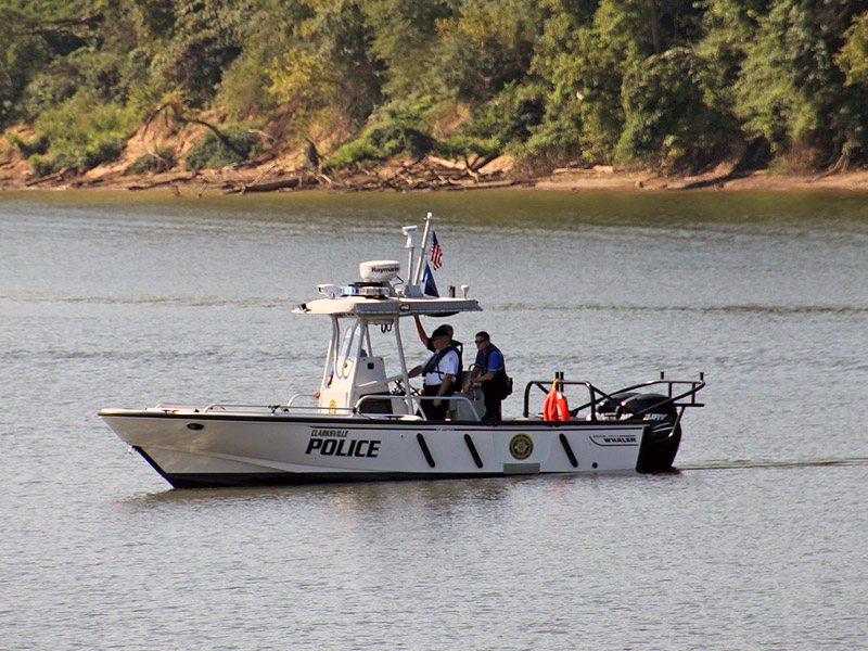 Clarksville Police Department to Conduct High-Visibility Crackdown on Boating Under the Influence