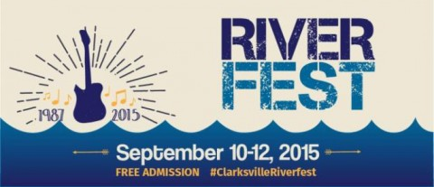 28th annual Riverfest Celebration will be held September 10th through September 12th, 2015.