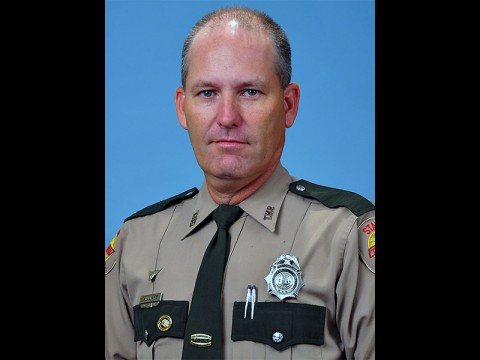 Tennessee State Trooper Mark D. Williams