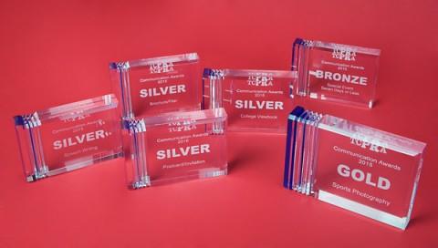 APSU PR and Marketing wins six TCPRA awards