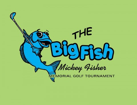 The Big Fish Mickey Fisher Memorial Golf Tournament to be held at Fort Campbell's Cole Park July 10th-11th
