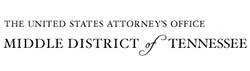 U.S. Attorney's Office - Middle district of Tennessee