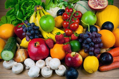 Eatting more fruits and vegetables may help you hear better.