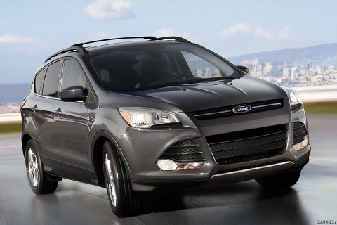 2015 Ford Escape is one of the vehicle models being recalled.