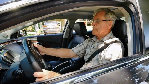 AAA Foundation study shows greater risk of depression and entry into long-term care facilities among former older drivers