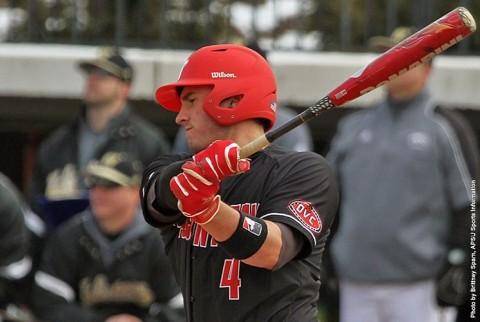 Austin Peay Baseball infielder Garrett Copeland. (APSU Sports Information)