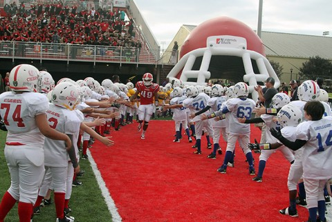 Austin Peay Football opens 2015 Season at home against Mercer on September 5th. (APSU Sports Information)